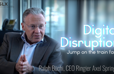 Disruptive Innovation Media Swiss Swiss Learning Exchange Insights leaders