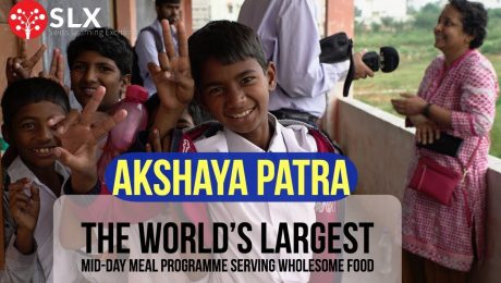 Akshaya Patra Mid Day Meal